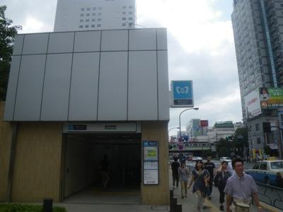 四ツ目通り 東京メトロ 半蔵門 ...