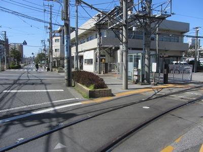 ... 車庫前駅~梶原駅~王子駅前駅