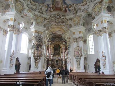 ヴィースの巡礼教会の画像 p1_20