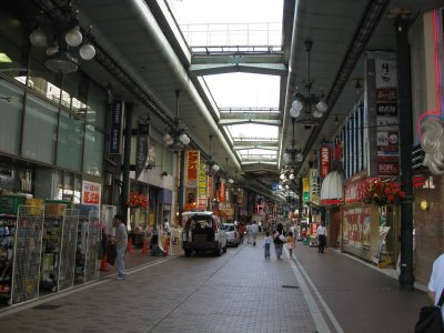 万歩計 散策点描 旧東海道 川崎...