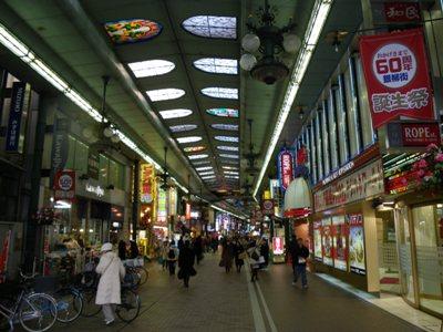 万歩計 散策点描 新春の川崎駅散...