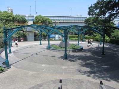 万歩計 散策点描 初夏の横浜散策...